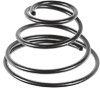 Coil Spring - Blk.