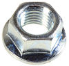 M10-1.25 20MM OD SPIN LOCK Nut With SERRATIONS