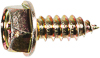 Phillips Hex Wshr Head Tap Screw M6 X 16Mm