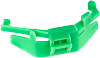 Acura Windshield Crnr Mldng Clip Green Nylon
