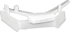 Acura Windshield Side Mldng Clip White Nylon