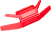 Acura Windshield Side Mldng Clip Red Nylon