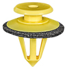 Vw /Audi, Land Rover & Euro Ford Yellow Nylon Retainer