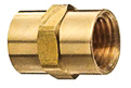 Brass Coupling 1/2 Pipe Thread
